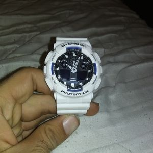 G shock watch